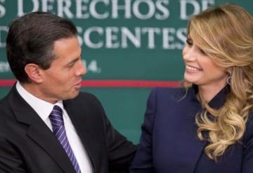 Sale a la luz el oscuro secreto de Peña Nieto y Angélica Rivera