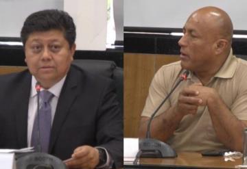 Diputado le pide a otro legislador que lea... es invidente y así le respondió