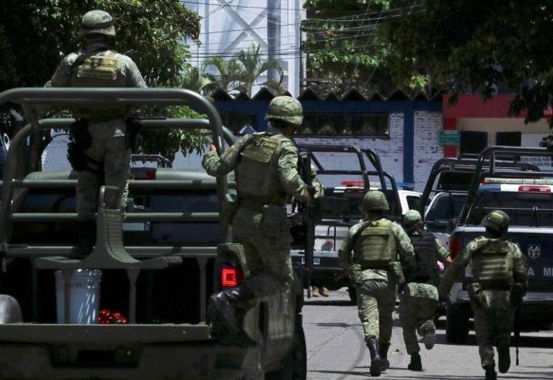Ricardo Monreal asegura que la Guardia Nacional no es detonador para la militarización
