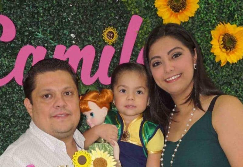 Felices 3 añitos Camila