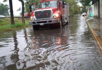 Estas son las colonias más afectadas por las lluvias en Villahermosa