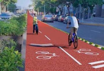 Presentan iniciativa para la creación de ciclovías en Villahermosa