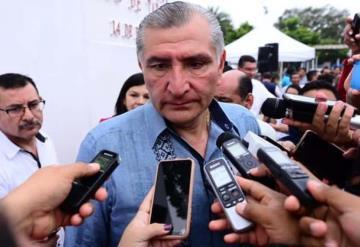 Sí habrá borrón y cuenta nueva en CFE: Adán Augusto López