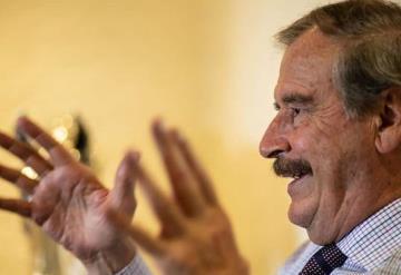 Duro Calderón, pongamos a AMLO en su lugar: Vicente Fox
