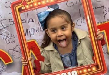 Conoce a Victoria, la niña que representará a Tabasco en Pequeños Gigantes