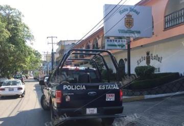#DeÚltimoMomento Comando armado secuestra a pareja dentro de Motel, en Villahermosa