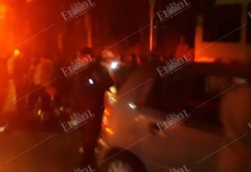 Abuelo intentó cruzar carretera federal Villahermosa-Frontera y fue arrollado