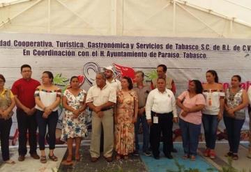 Inauguran festival de mariscos en Paraíso