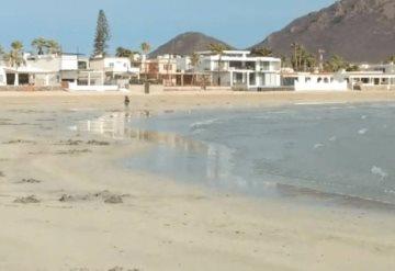 Por esta razón se alejó el mar de algunas playas en México