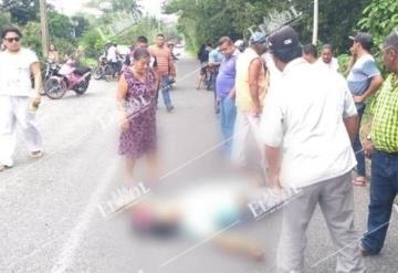 """Sicarios ejecutan de 7 balazos a """"El Junior"""" en Comalcalco"""