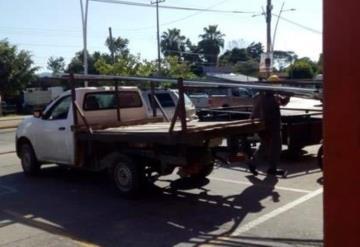 ¡Lo dejaron a pie! Comando armado despojó a sujeto de su automóvil en Zapata - Tenosique