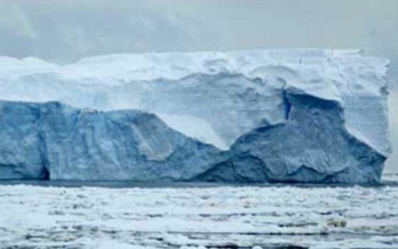 ¡Alerta Mundial! Enorme iceberg está por desprenderse de la Antártida
