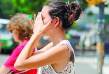 Persistirá la onda de calor en gran parte del país