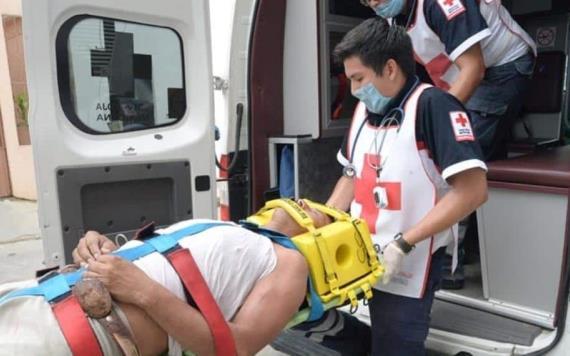 Cruz Roja Mexicana siempre presente, 108 años
