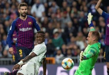 Barcelona humilla al Real Madrid