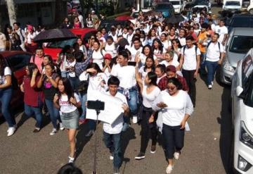Estudiantes de la UJAT piden seguridad luego del caso de abuso