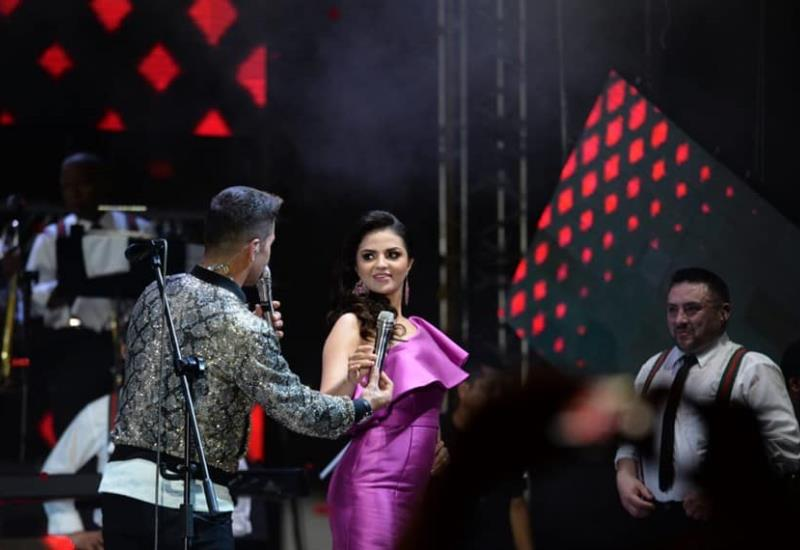 Emir Pabón presenta a Cinthia Everardo como Centro 2019