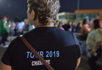 Tabasqueños llegan al Centenario; esperan el Desde el Alma Tour de Chayanne