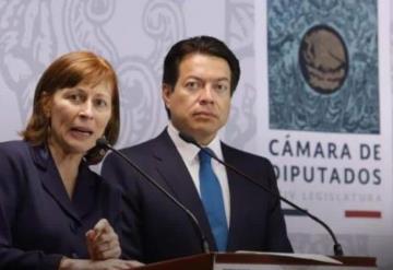 Diputados de Morena proponen recorte del 50% a partidos políticos