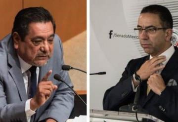 Eres una perra en celo; le dice Salgado Macedonio a Javier Lozano, entra al quite Fernández Noroña