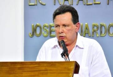 Demanda en contra de Amet Ramos ex Secretario de Finanzas, detenida