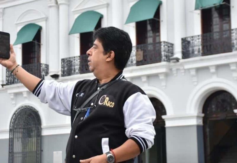 Carlos Eduardo Rico de paseo en Villahermosa, sorprende a fans