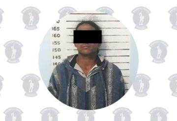 Atrapan a presunto violador de niña de cinco años en Huimanguillo