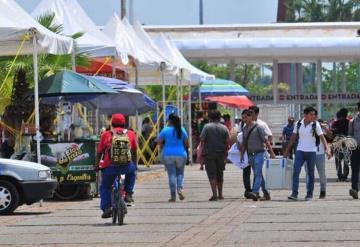 Comerciantes de Centro Histórico pedirán espacios para la Feria 2019