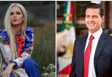 Es guapísimo... ¡qué cosa! Es muy guapo: Tania Ruiz sobre Peña Nieto