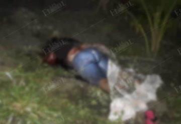 Asesinan a una mujer en Huimanguillo; su cuerpo presenta más de 10 puñaladas