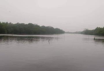 Aceite contamina laguna El Pajonal