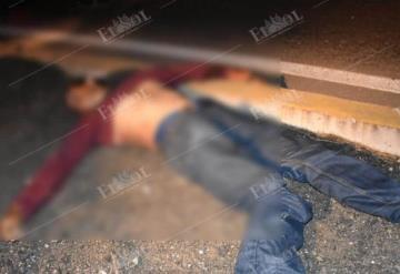 Muere tras ser atropellado brutalmente bajo el puente peatonal en Cárdenas