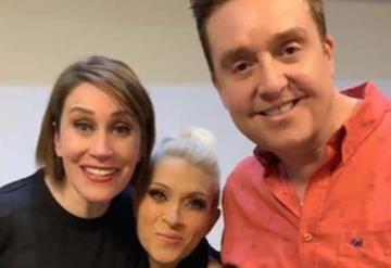 Atala Sarmientos ignora y les hace el fuchi a Daniel Bisogno y Mónica Castañeda
