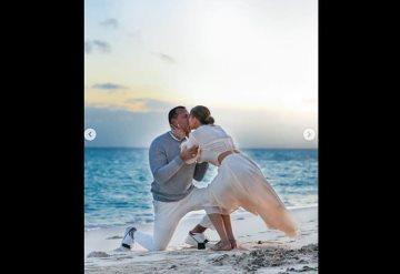 ¿Y el anillo pa cuándo? Jennifer Lopez y Alex Rodríguez se comprometen, aquí las fotos