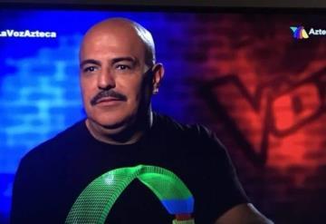 Juan Carlos Casasola hace casting para La Voz, es rechazado y hace llorar a Belinda