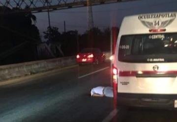 Asesinan a chofer de una combi en la Villahermosa a Frontera; iba en ruta