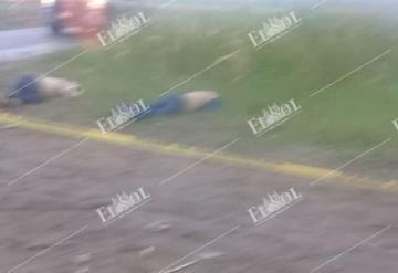 Ejecutan a dos hombres, fueron encontrados en la Cárdenas - Coatzacoalcos