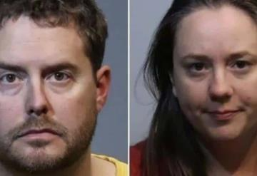 Maestra de Kinder y su exnovio hacían vídeos mientras abusaban de niños