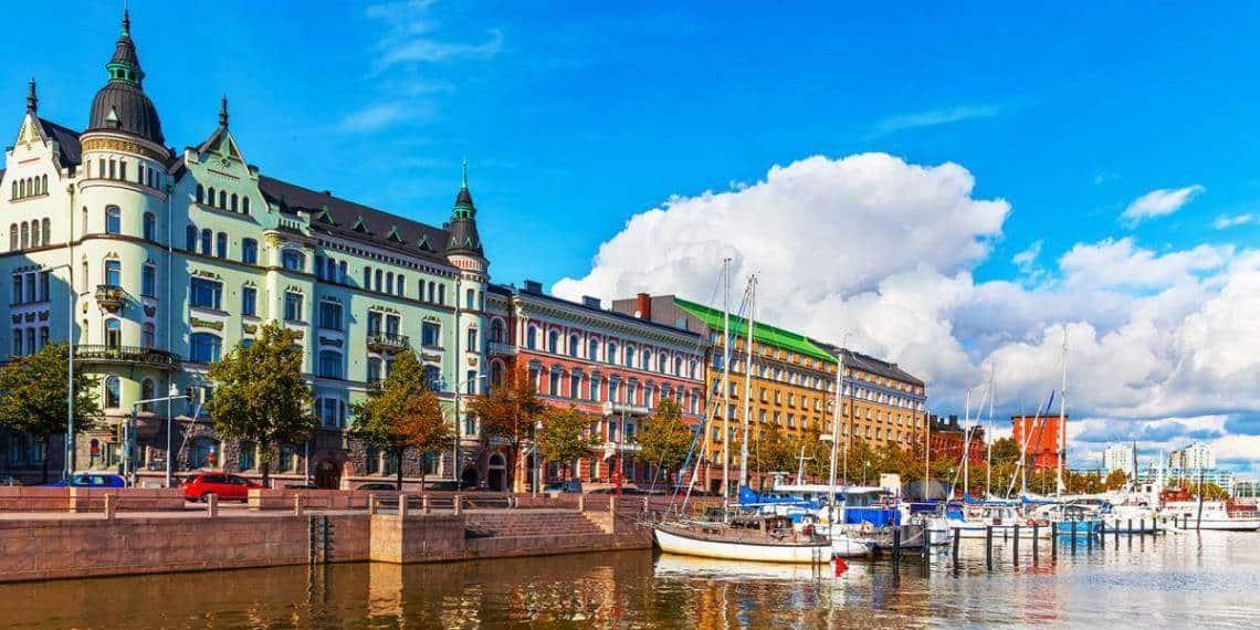 Image result for finlandia vacaciones gratis felices