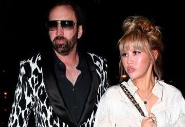 Cuatro días duró casado Nicolas Cage, ahora solicita el divorcio