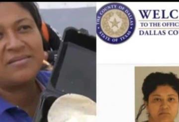 Detienen a #LadyFrijoles por asalto en Dallas