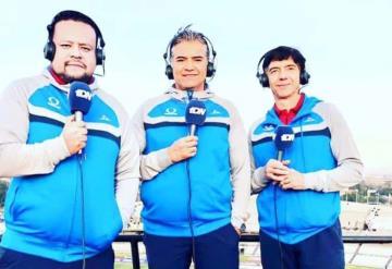 Tabasqueño es despedido de Televisa Deportes