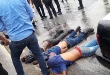 Piden disculpas a detenidos en puente Los Monos, eran mecánicos no asaltantes