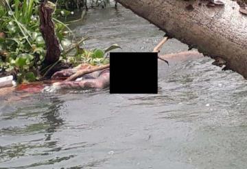 Hallan el cadáver del niño ahogado en Río Mezcalapa