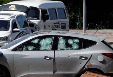 La policía mata a 11 asaltantes, pretendían robar dos bancos