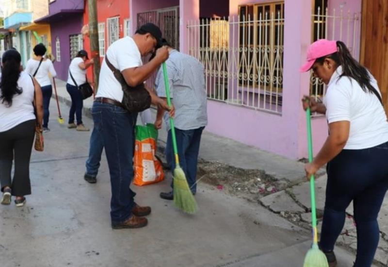 Comalcalco busca ser uno de los pueblos más limpios de México