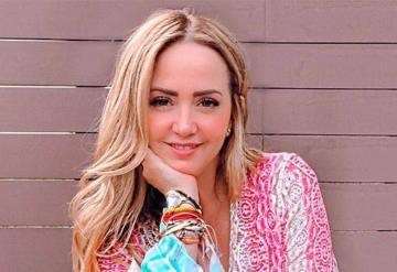 Mi vida ha sido muy difícil: confiesa Andrea Legarreta
