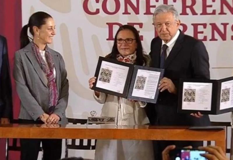 ¡Zapata vive!: López Obrador en centenario luctuoso