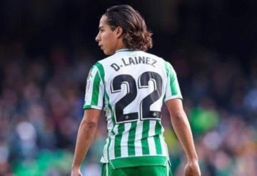 Diego Lainez no va a la Copa Oro