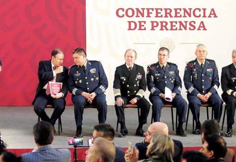 Dan a Guardia superpoderes; presentan al Senado iniciativa sobre su operación